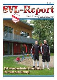 Kita FLur-Spatz und Bewegungs - SV Lurup