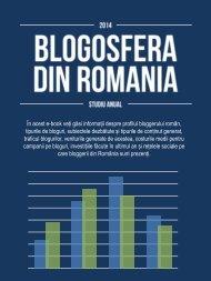 Blogosfera din Romania in 2014