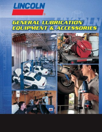 General Lubrication Equipment & Accessories - Brice Barclay