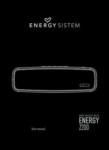 ENERGY Z200 - Energy Sistem
