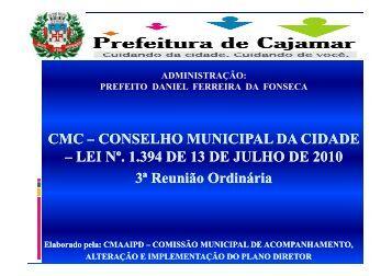 Audiencia Publica - 28-01-2011- 3a RO.pdf - Prefeitura de Cajamar