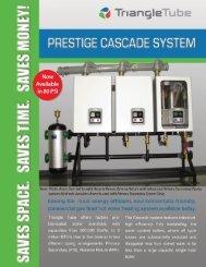 Prestige Cascade Brochure - Triangle Tube