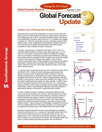Global Forecast Update (December 7, 2010).pub