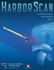 to Download the HarborScan Product Brochure - VCT, Inc.