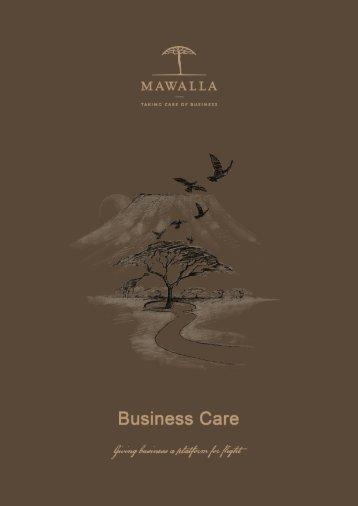 Mawalla Business Care Brochure