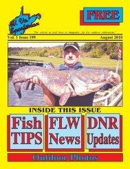Vol. 1 Issue 199 August 2010 - Wvasportsman.net