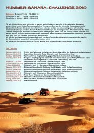 Programme (PDF) - Road Promoter