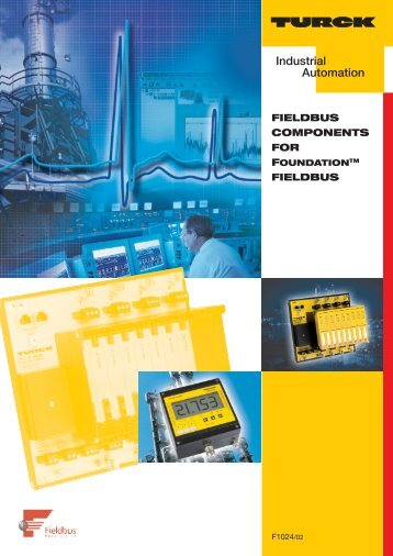 Product catalog - TURCK