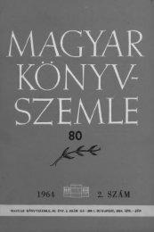 Untitled - Magyar Ferences Könyvtár és Levéltár - Ferencesek