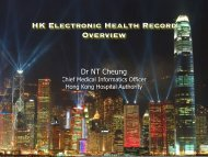 eHR Overview - Electronic Health Record Office