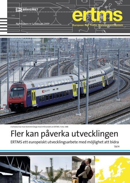 Nyhetsbrevet - Trafikverket