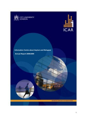 ICAR Annual Report 2008 / 2009