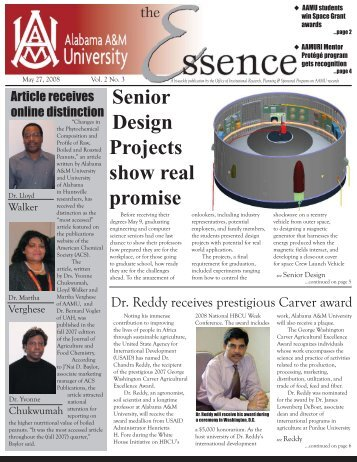 The Essence Online Research Newsletter Vol.2 No.3