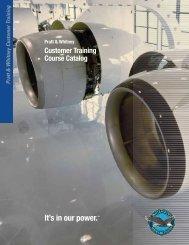 Catalog - Pratt & Whitney
