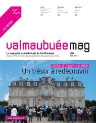 Été 2013 - Agglomération de Marne-la-Vallée / Val Maubuée