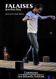 DP Falaises déc 2011 web.pdf - Compagnie Les désaxés - Théâtre
