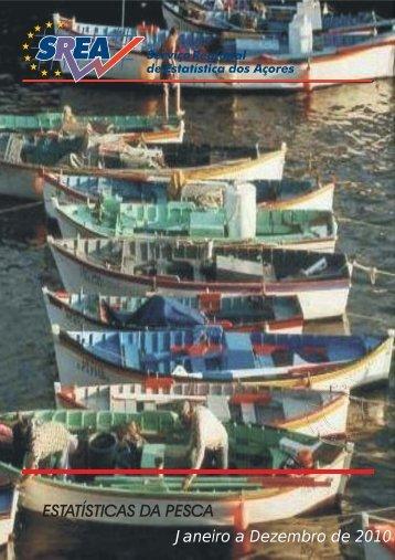Pesca - Janeiro a Dezembro de 2010