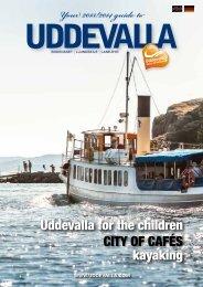 Uddevalla for the children kayaking City of Cafés - Uddevalla kommun