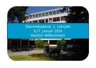 Unterlagen - Wirtschaftsschule KV Winterthur