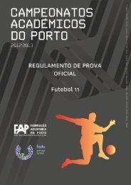 rpo cap futebol 2012 2013 - Federação Académica do Porto