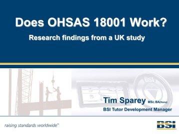 18001 safety manual ohsas pdf
