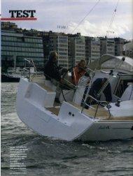 Båtnytt - Sverige, nr 1 2008. Läs testet - Hanse