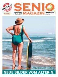 Neue Bilder vom Alter(N) - Senio Magazin