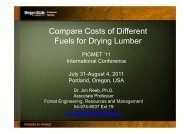Calculate Drying Costs - Oregon State University Extension Service