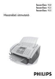 Használati utasítás - Sagemcom Magyarország Kft.