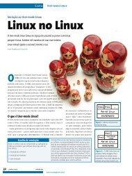 O que é User-mode Linux? - Linux New Media