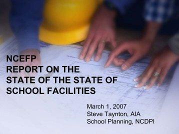 Public Schools - North Carolina Prototype School Design
