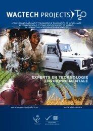 experts en technologie environnementale - Wagtech Projects Ltd