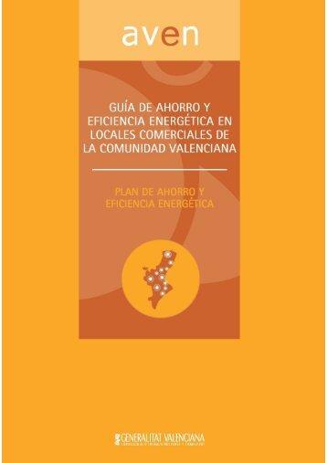 Guía de ahorro y eficiencia energética en locales comerciales