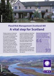 A vital step for Scotland - Scottish Environment LINK
