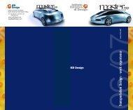 06/07Transportation Design - w ork experience - IED - Fashion ...
