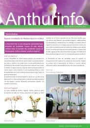 Numéro 3, 2012 - Anthura