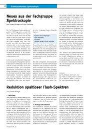 VdS-Journal 30 - FG - Spektroskopie