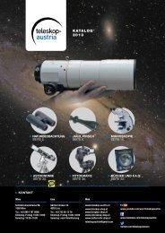 katalog 2013 - Teleskop