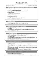 Sicherheitsdatenblatt [PDF - 31 KB]