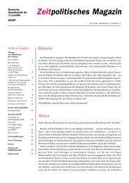 Download ZpM Nr. 12 - Deutsche Gesellschaft für Zeitpolitik