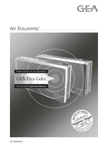 GEA Flex-Geko