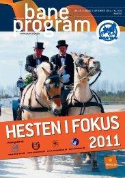 3. SEptEmbEr 2011 - Skive Trav