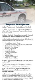 Fire EMS.indd - Currituck County Government - Page 4