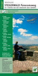 Download Pocket Guide Steigerwald Panoramaweg