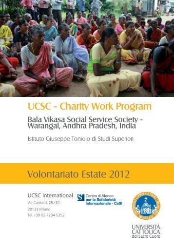 India - UCSC International