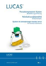 Thoraxkompressions-System ... - Physio-Control