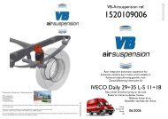 IVECO Daily 29÷35 L-S 11÷18 - Topdrivesystem.it