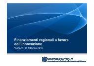 slide dott Nardi - Associazione Industriali della Provincia di Vicenza