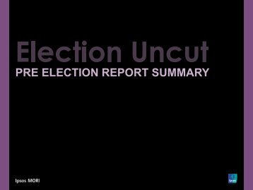 Election Uncut_Pre election summary_Final_060515