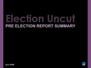 Election Uncut_Pre election summary_Final_060515
